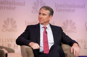 Billionaires by State - An image of Ken Griffin - the richest person in Illinois