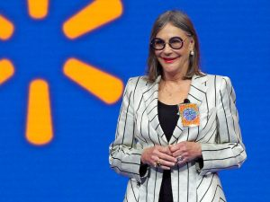 Billionaires by State - An image of Alice Walton - the richest person in Texas