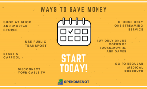 How to Save Money - Ways to Save Money