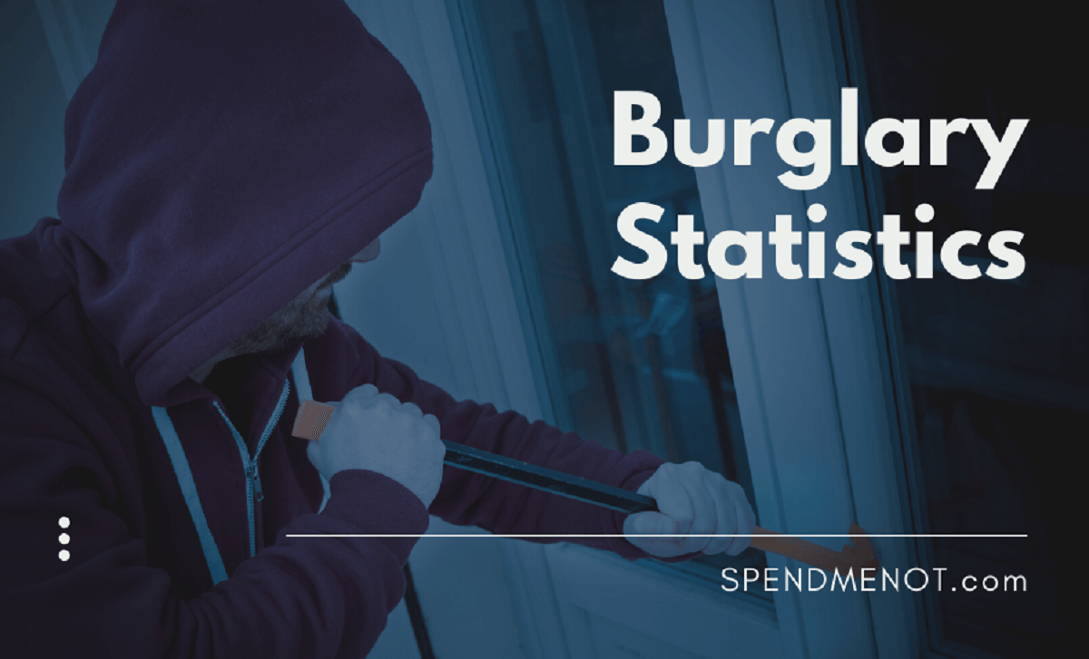 25+ Burglary Statistics to Keep You Aware in 2020
