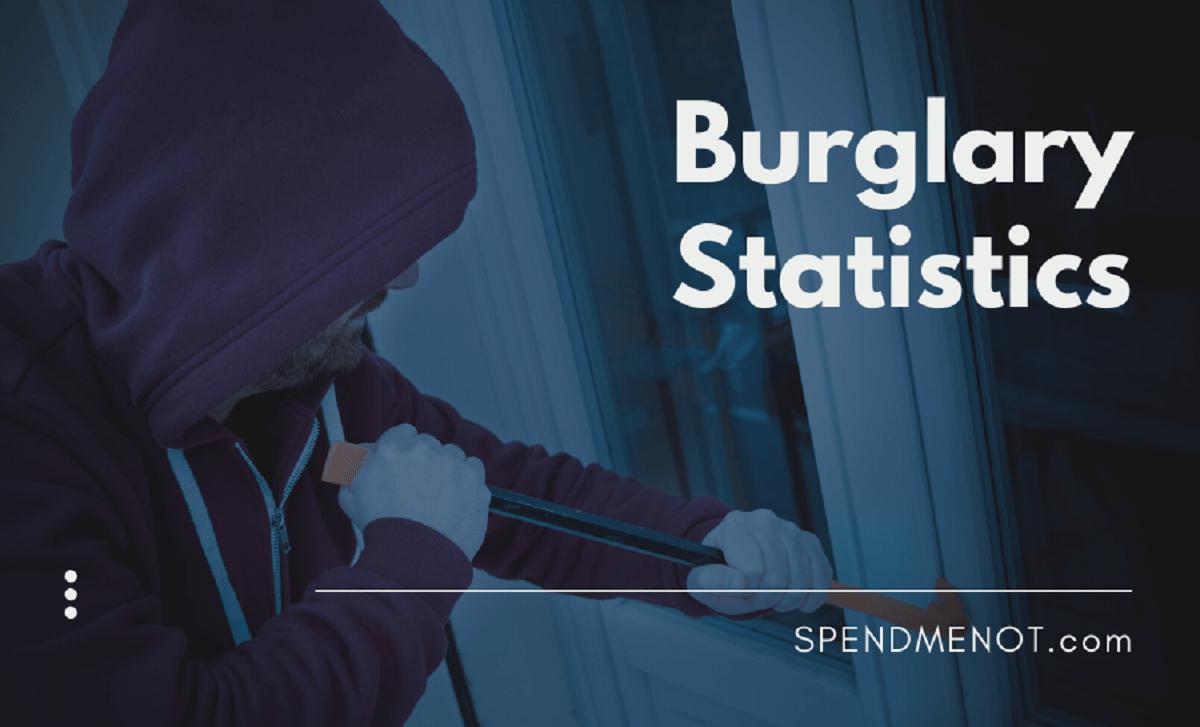 25+ Burglary Statistics to Keep You Aware in 2021