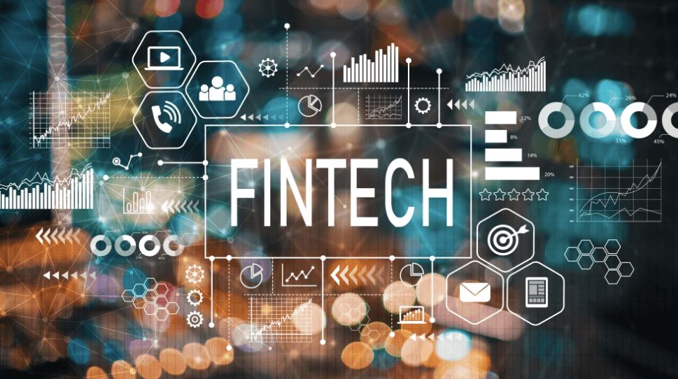 Fintech Statistics - An image that reads Fintech