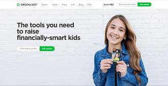Greenlight Prepaid Mastercard
