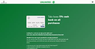 Green Dot Cash Back Visa