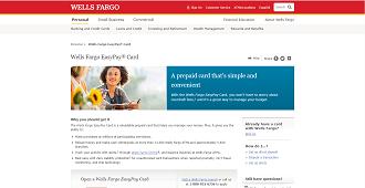 Wells Fargo EasyPay Prepaid Card