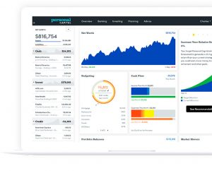 Personal Capital Robo Advisor - Board