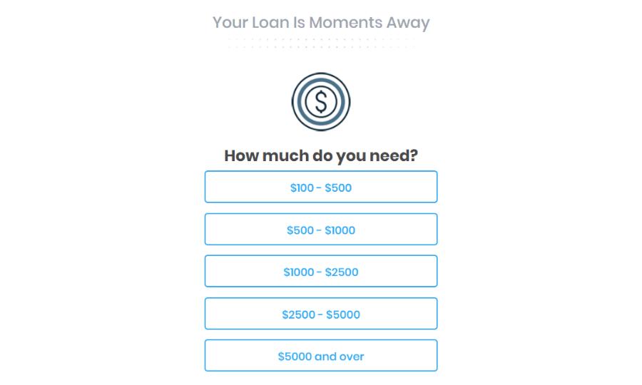 Loans Under 36 Reviews - Website Screenshot