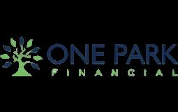 One Park Financial Logo