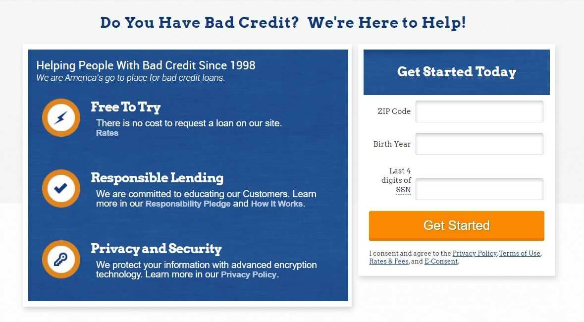 BedCreditLoans.com Review