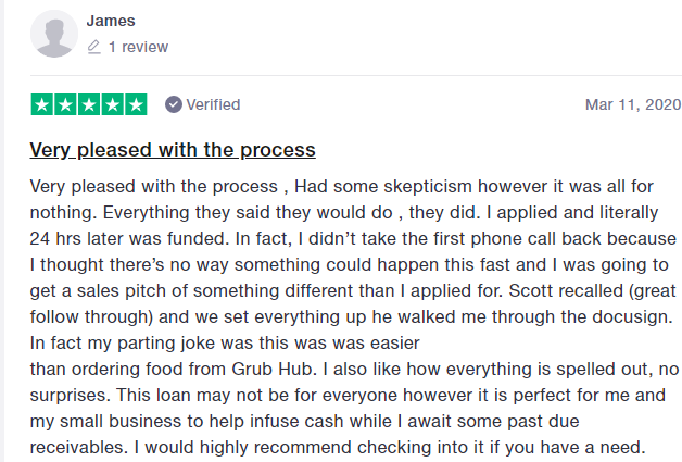 LoanBuilder Reviews