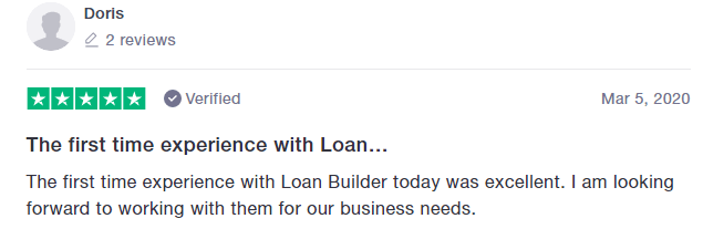 LoanBuilder Reviews