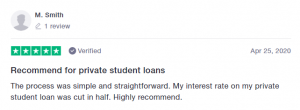 Credible Loan Reviews - Review 5