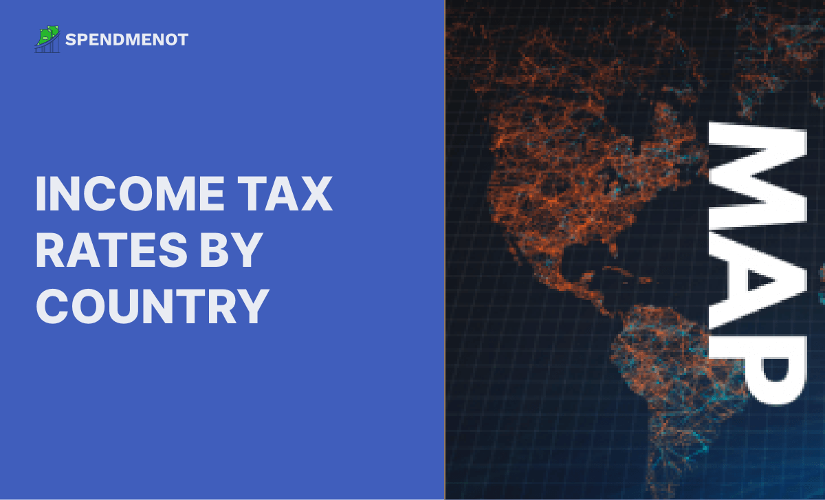 Income Tax Rates by Country in 2020
