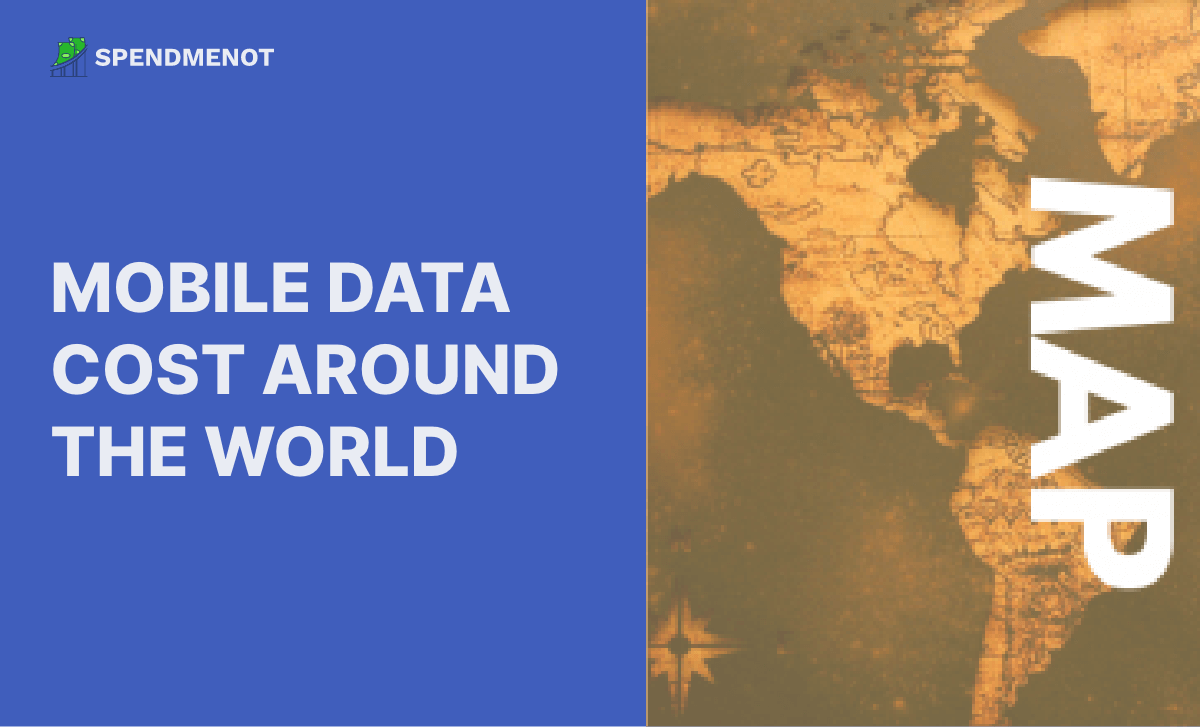 Mobile Data Cost Around the World in 2020