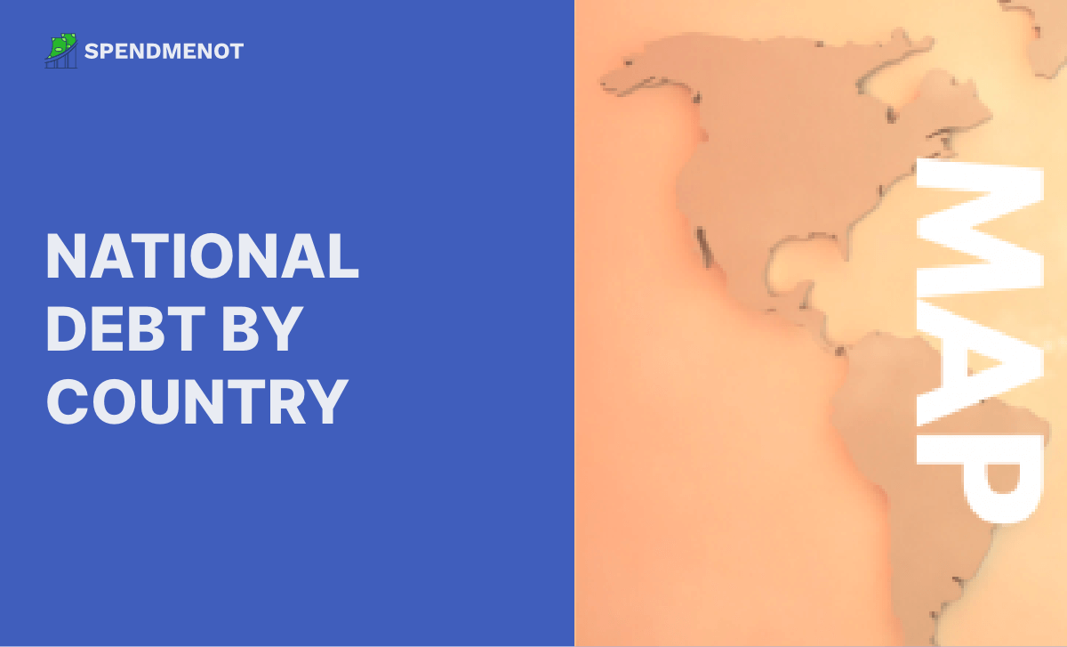 National Debt by Country: The Top IOU Nations of 2020