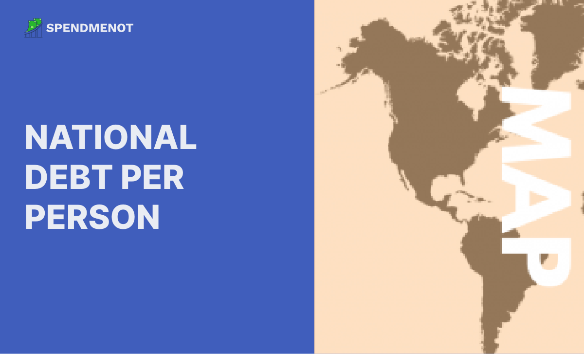 National Debt per Person: Is the World Drowning in Bills?
