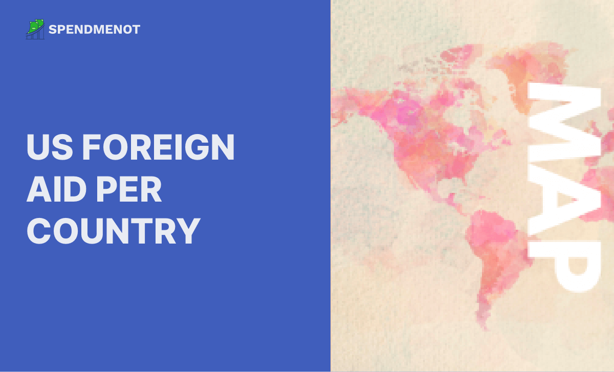US Foreign Aid per Country: Who Gets the Most in 2020?