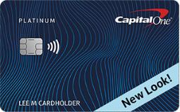 Capital One® Platinum