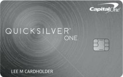 Capital One® QuicksilverOne®