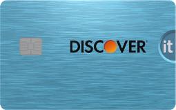 Discover it® Cash Back