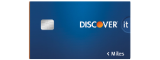 Discover it® Miles Credit Card