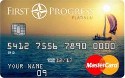 First Progress Platinum Elite Mastercard®