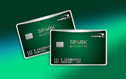 Capital One® Spark Cash for Business