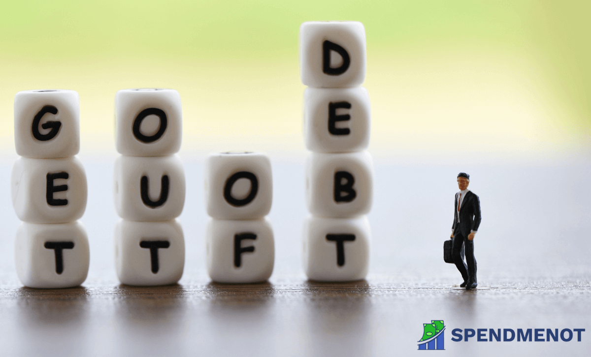 How to Get Out of Debt: A Guide on Becoming Debt Free