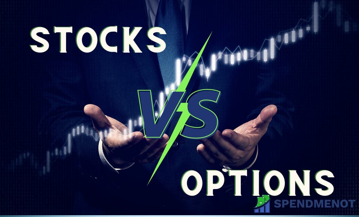 Options vs Stocks: What's the Difference?