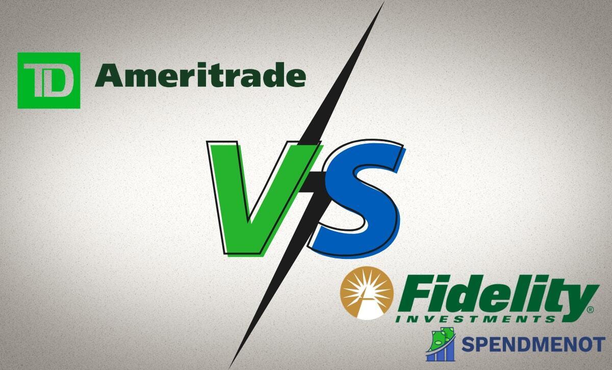 Fidelity vs TD Ameritrade