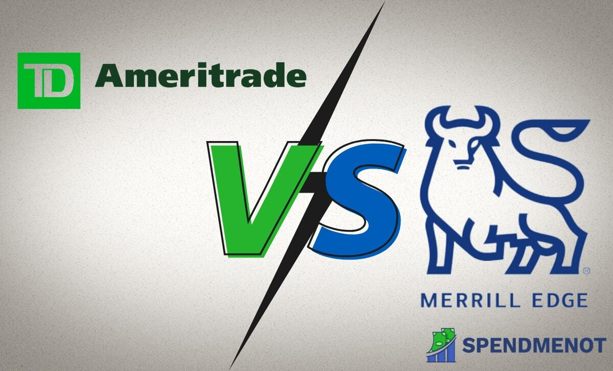 TD Ameritrade vs Merrill Edge