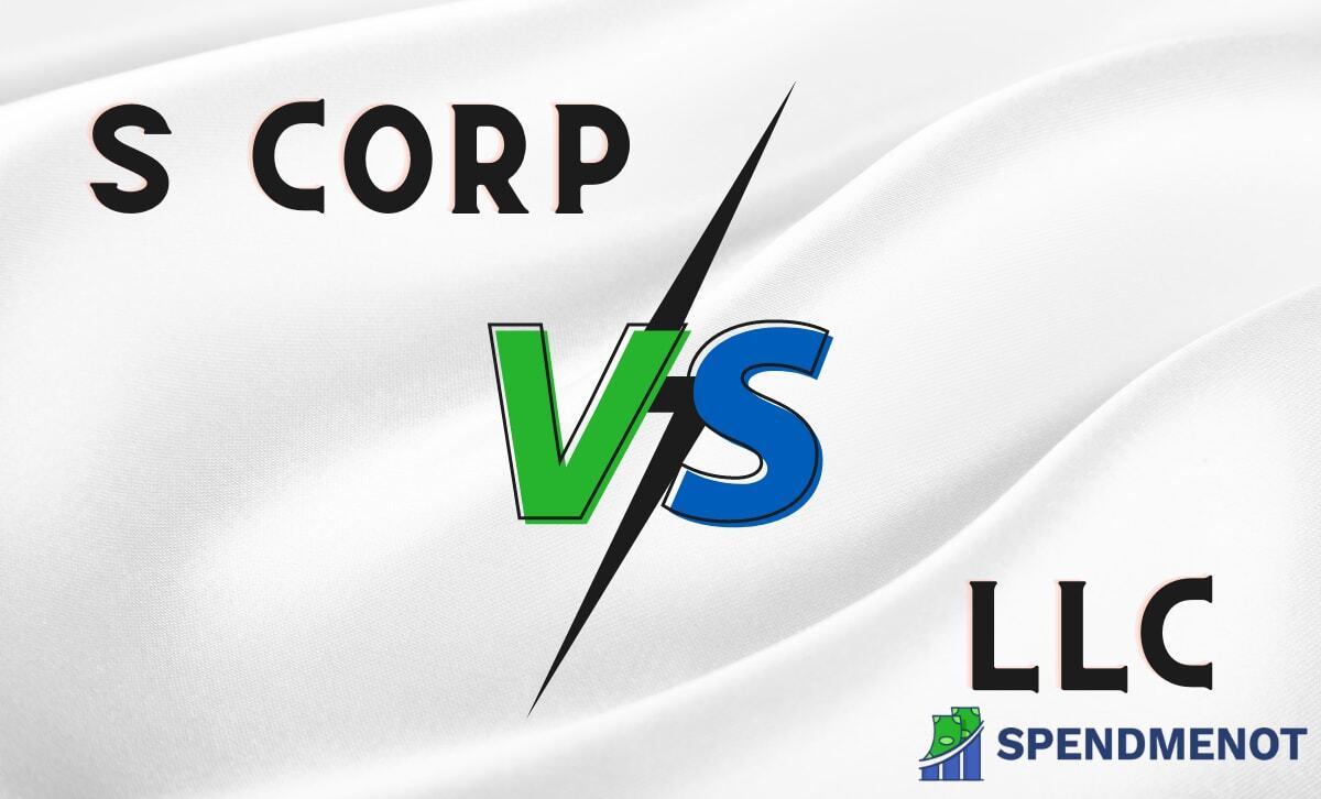 S corp vs LLC